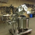 food mixing tank West Michigan