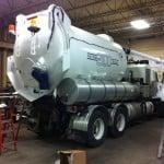 vaccum truck repair
